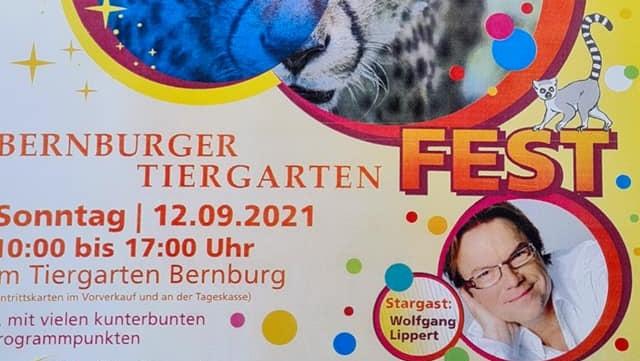 Kartenvorverkauf für Bernburger Tiergartennacht startet