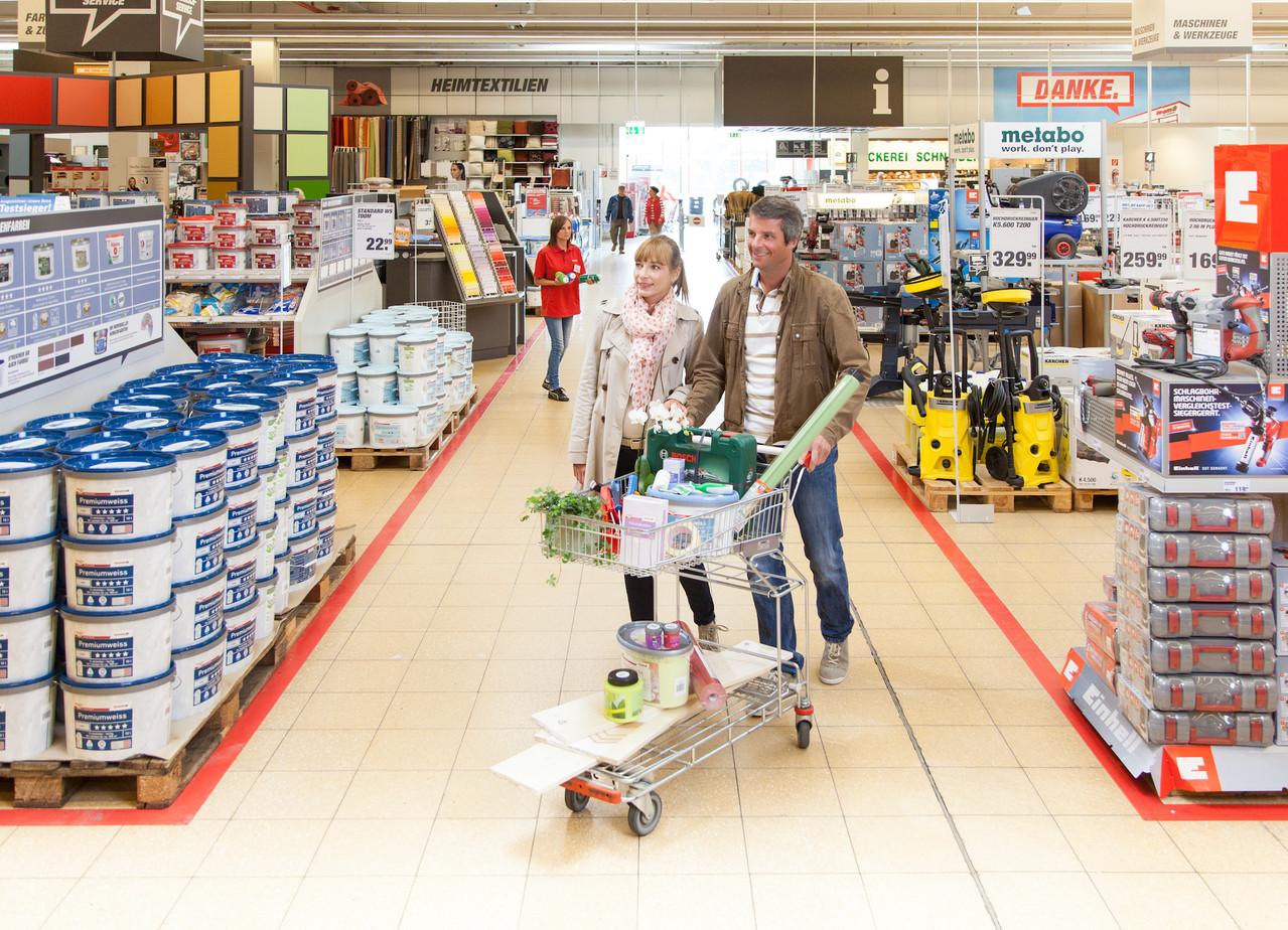 toom baumarkt investiert kräftig in bernburg - salzland magazin