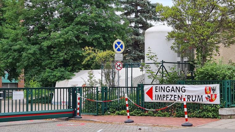 Ab sofort auch Impfungen für Kinder und Jugendliche ab 12 im Impfzentrum in Staßfurt