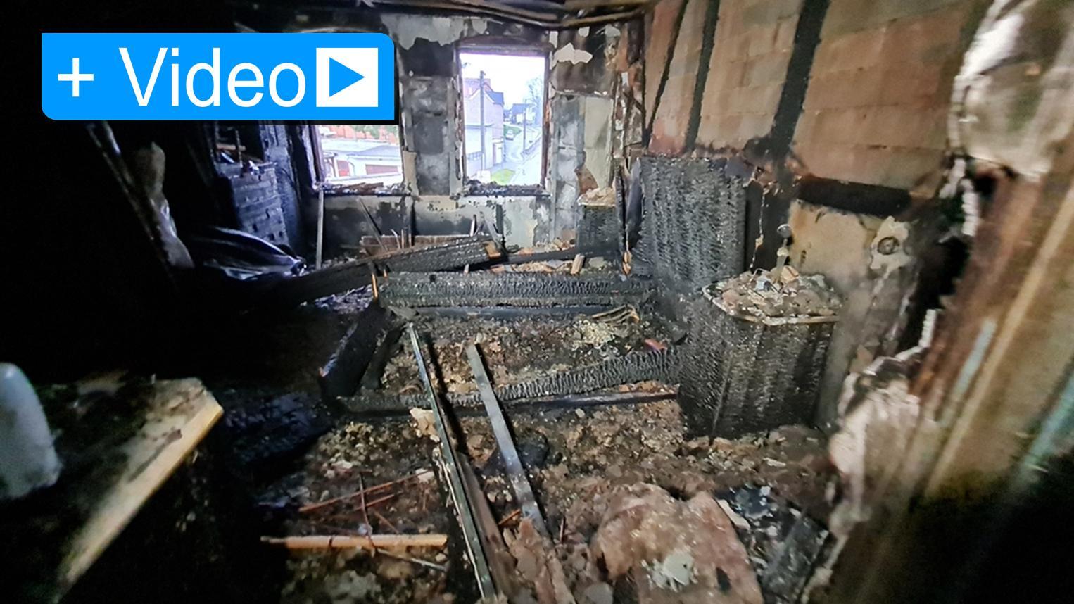 Überwältigendes Engagement nach Wohnhausbrand in Sülldorf