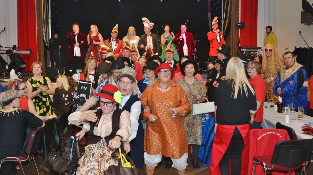 Nienburger Carnevals Club feiert 1. Prunksitzung