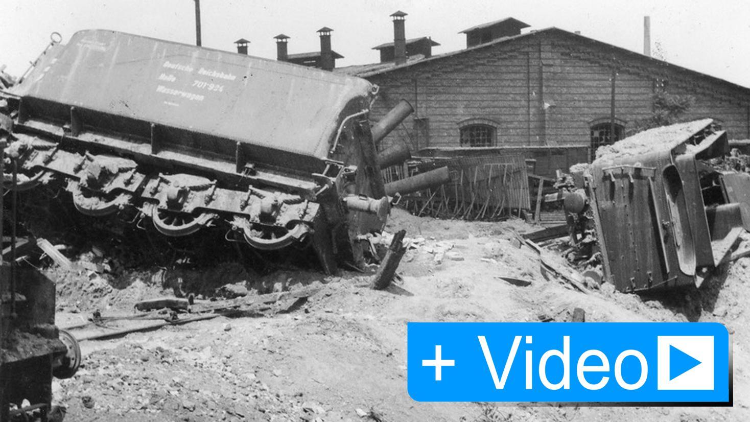 Am 20. Februar 1944 fand der erste Luftangriff auf Bernburg statt