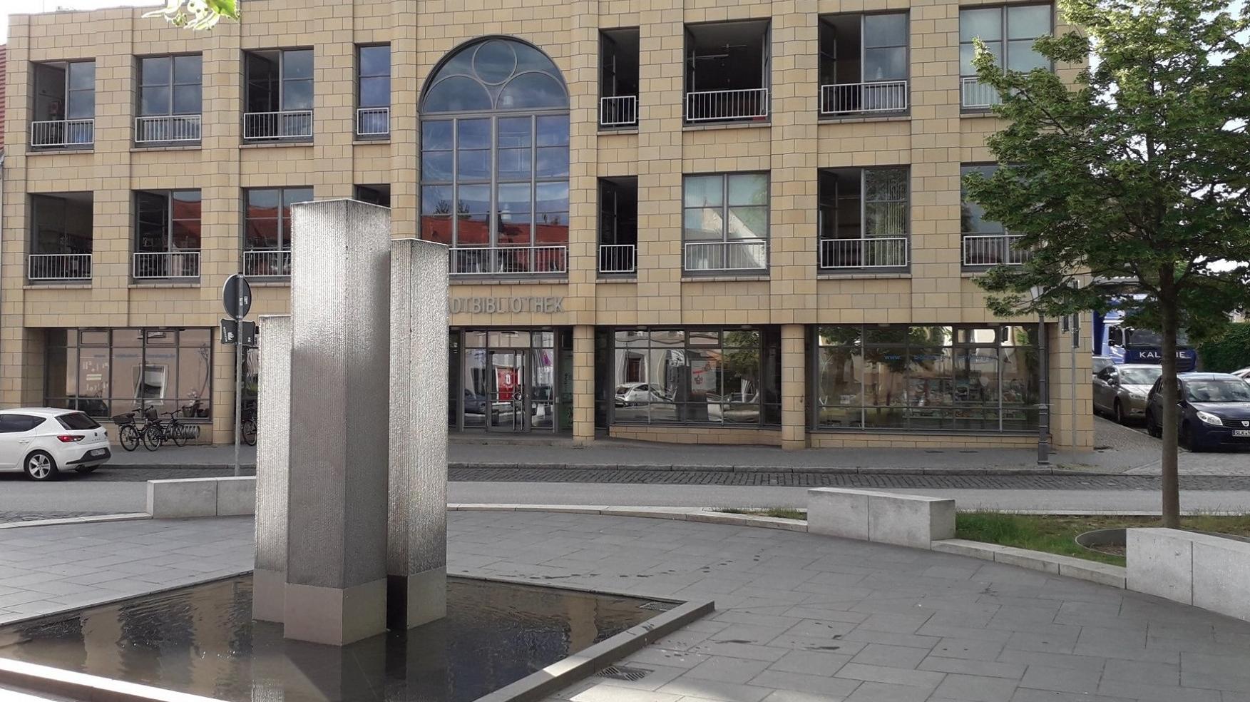 Stadtbibliothek Bernburg (Saale) wieder geöffnet