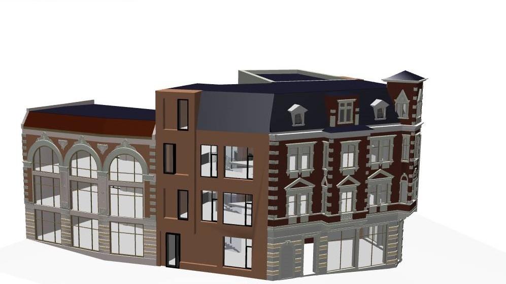 Kugelweg 2 Entwurf / Planung