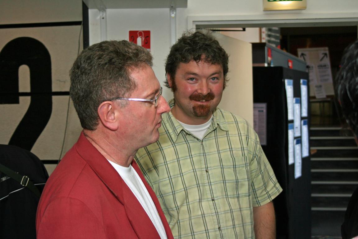 Marc Hépiegne et Ludwig