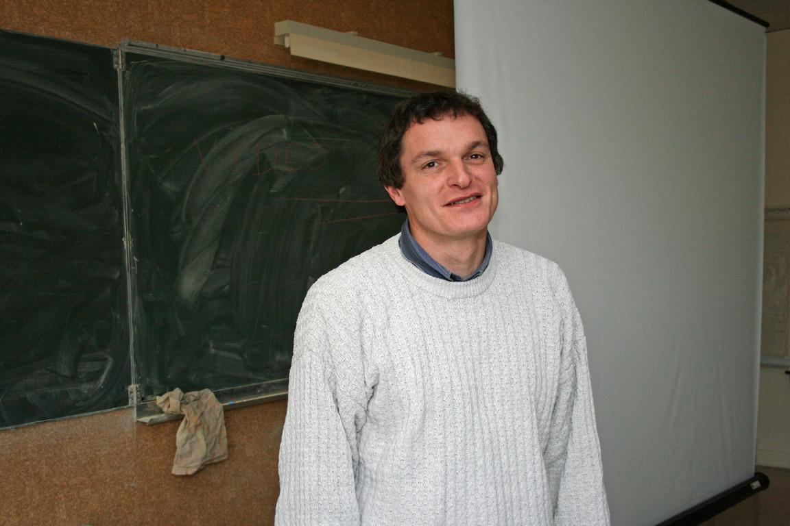 Monsieur Varlet ,Professeur dans le domaine technique. Préparateur en  habilitation électrique H0-B0 (entre autres)