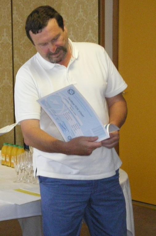 Monsieur Simon (responsable formation PCIE )