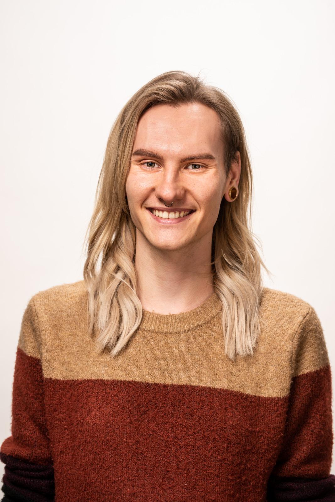 Friseurin Christin Berlin