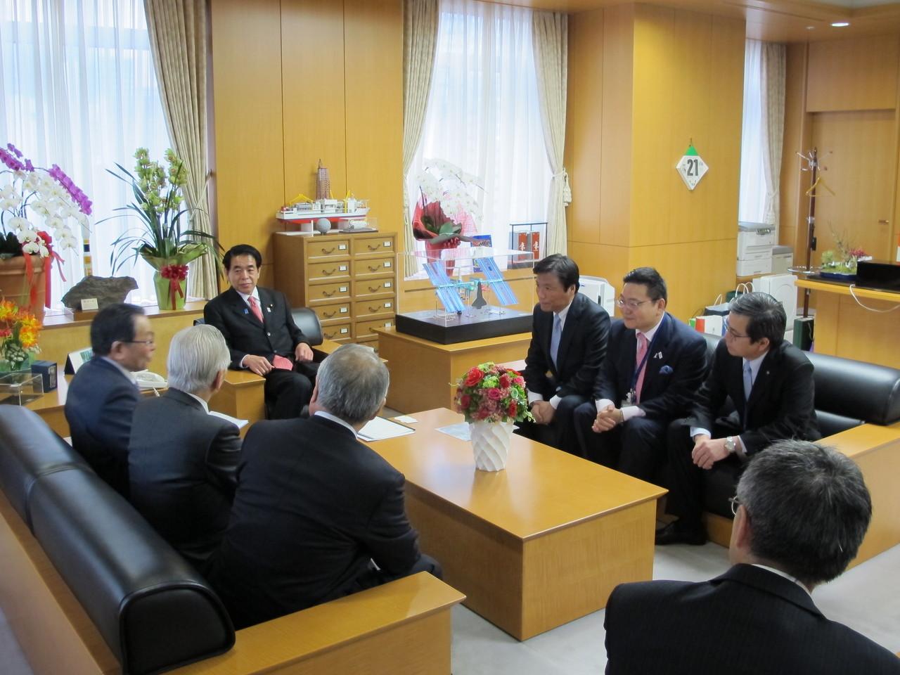 下村博文文部科学大臣への要望