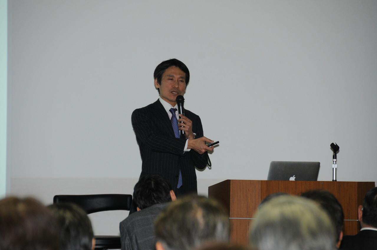 九州大学高田先生講演「国際リニアコライダーは地域をどう変えるか」