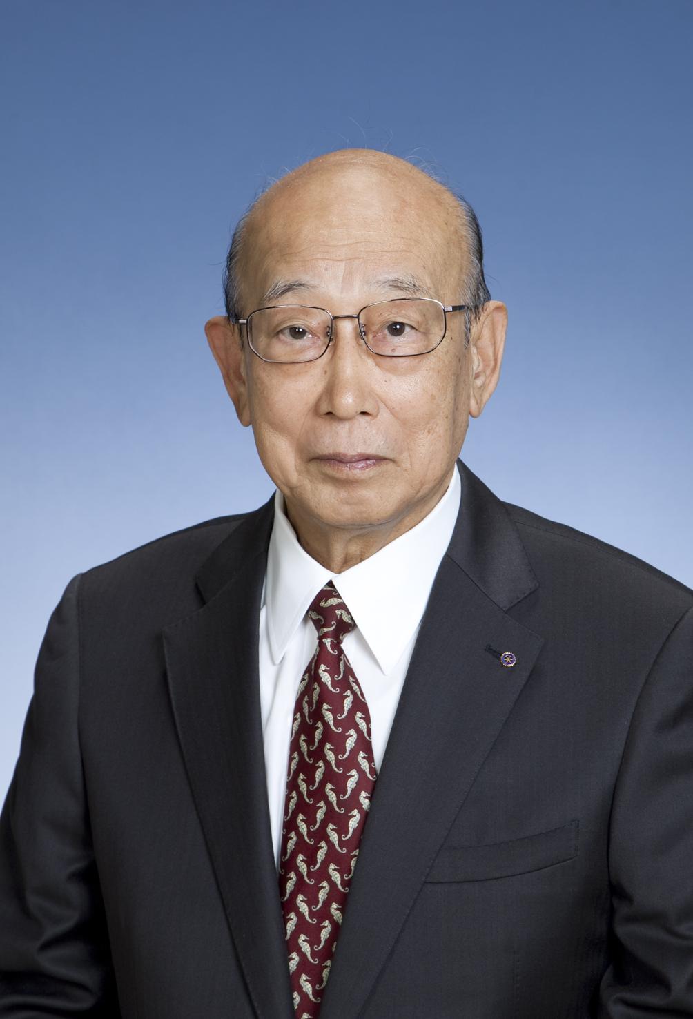 理事長  河野嘉宏