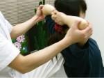 松崎カイロ新橋整体院 猫背姿勢矯正画像#1