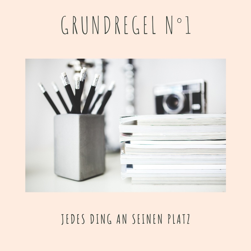 Grundregel N° 1