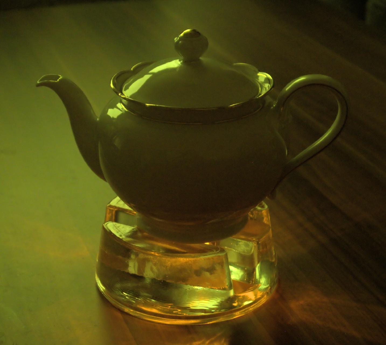 Teekännchen - Foto: Silke Bogorinski 2013