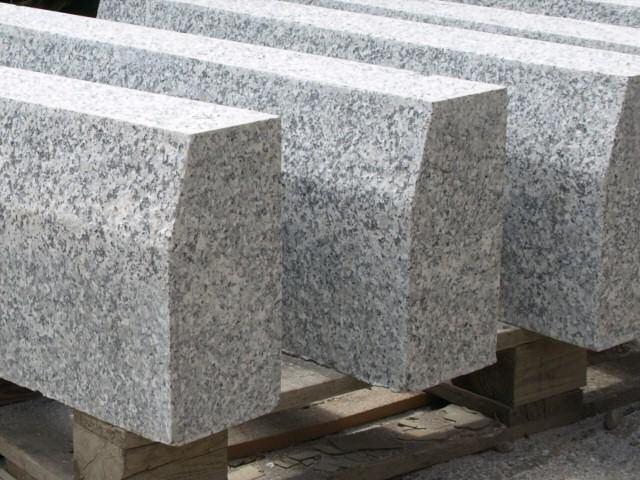 Bordsteine und randsteine aus polen, polnische Borde