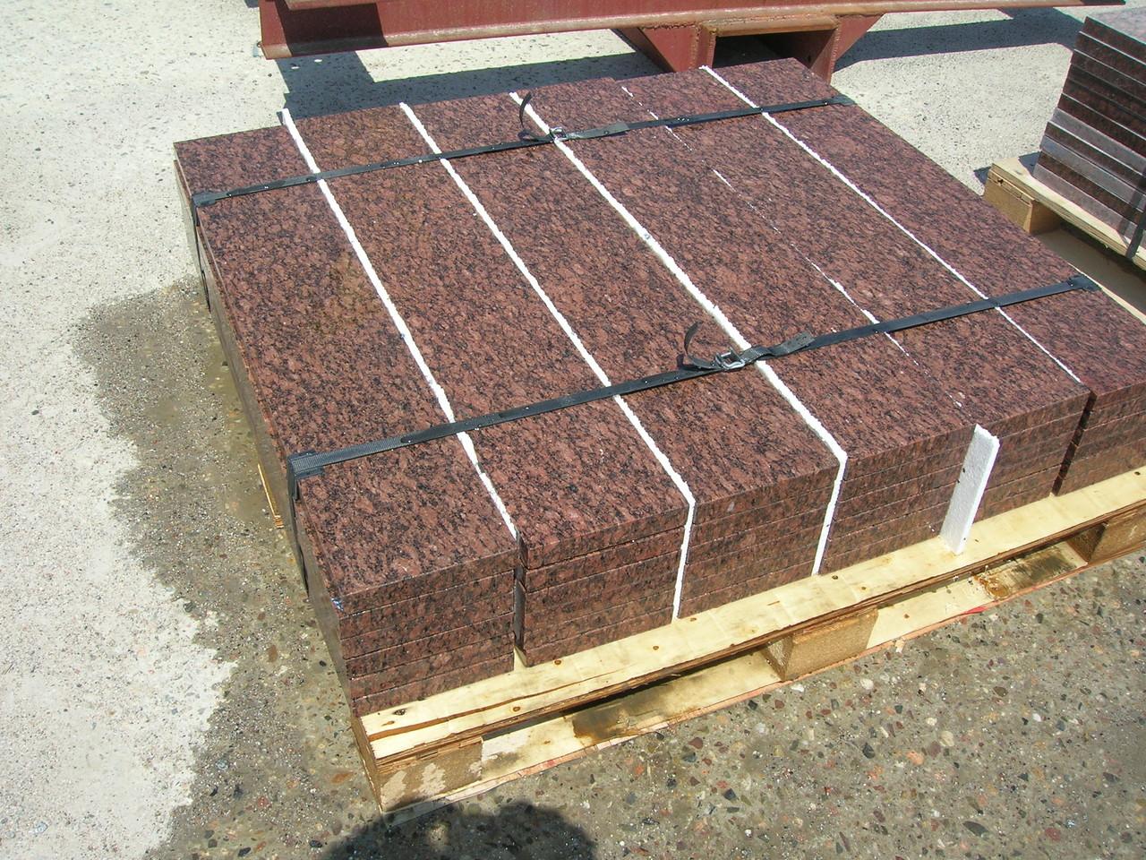 blockstufen aus granit. Black Bedroom Furniture Sets. Home Design Ideas