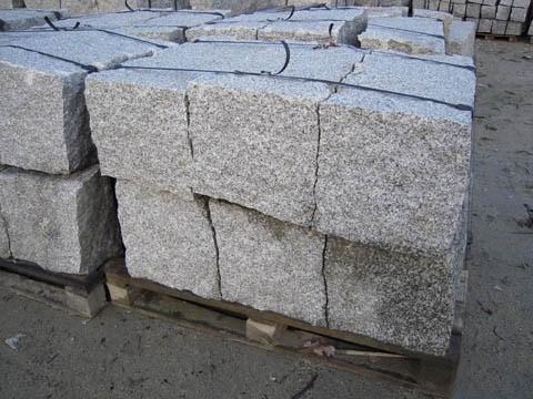 Mauersteine schlesisch GRAU