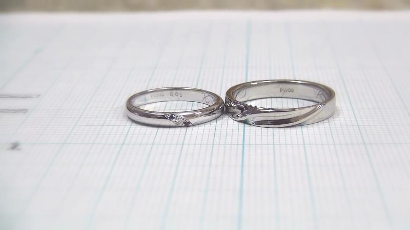 双葉の手作り結婚指輪