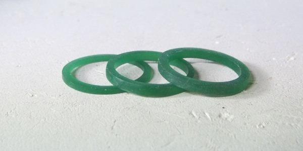 婚約指輪の原型