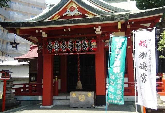 吉原神社 東京都台東区千束3-20-2