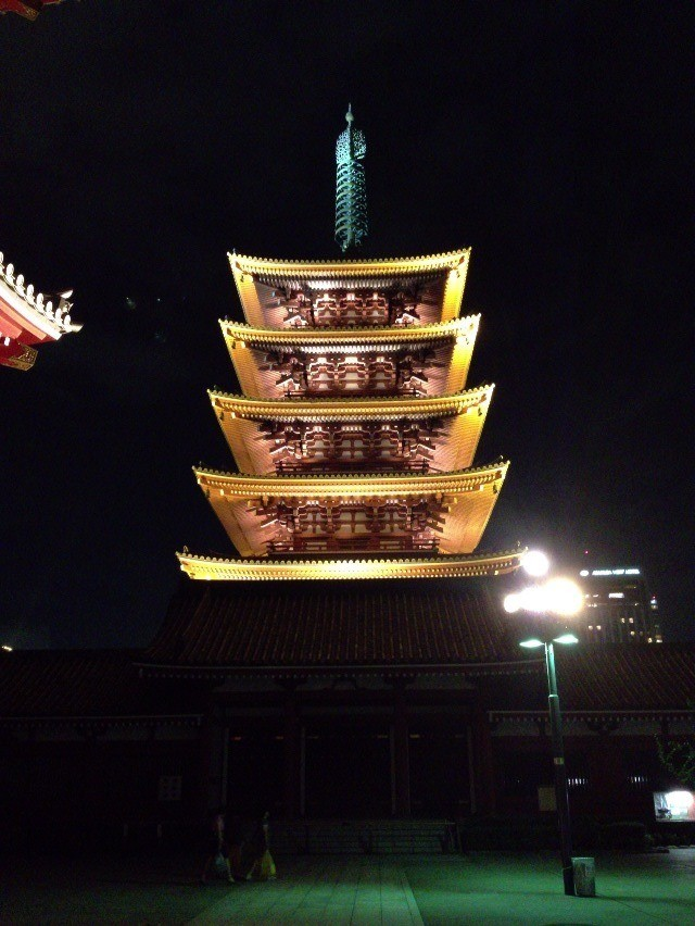 浅草寺 東京都台東区浅草2-3-1