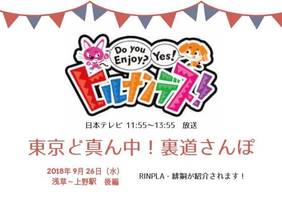 日本テレビヒルナンデス!