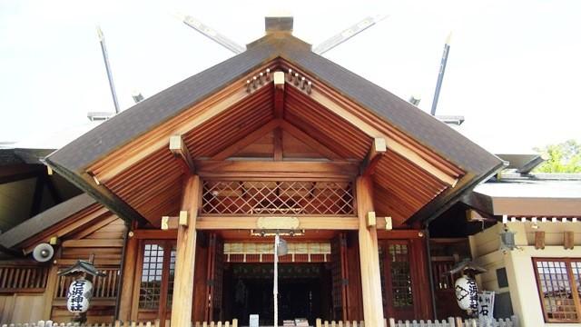 石浜神社 東京都荒川区南千住3-28-58