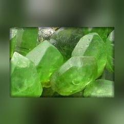 ペリドット原石