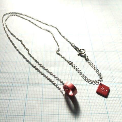緋銅ネックレス発案