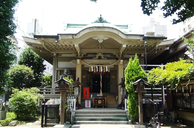 矢先稲荷神社~撮影リングプランナー飯田