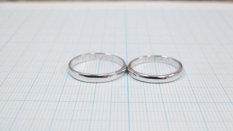 手作り結婚指輪の物語