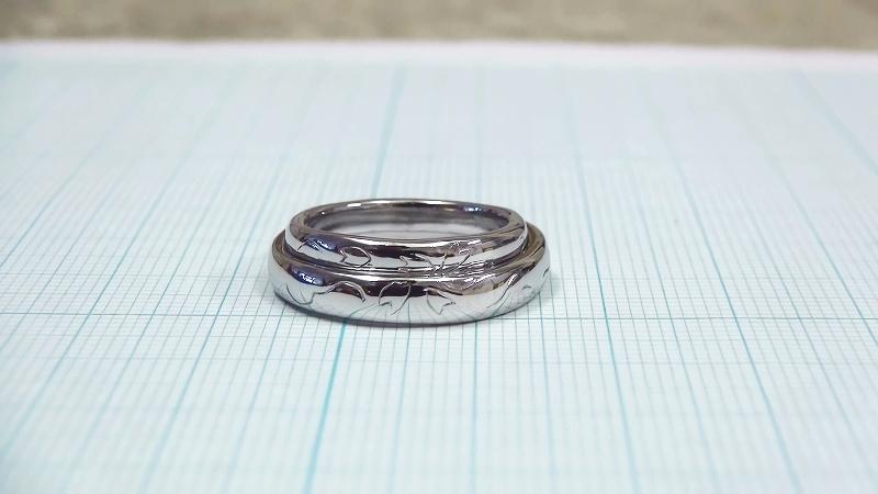 さくらの手作り結婚指輪
