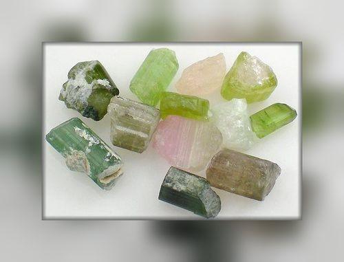 トルマリンの原石