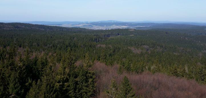 Panorama vom Havran