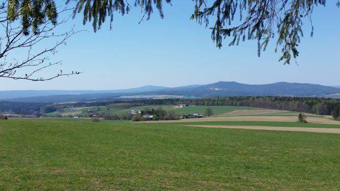 Fichtel Panorama