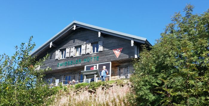 Arber Zwiesler Hütte