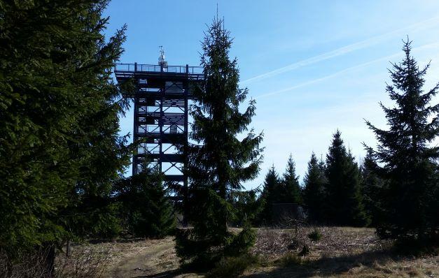 Havran Turm