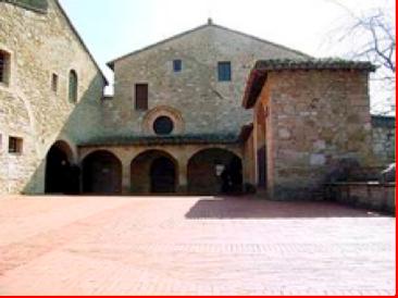 Kapelle von San Damiano