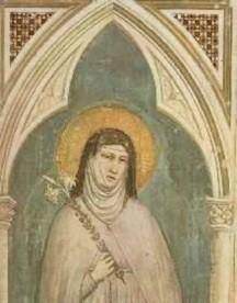 Chiara Offreduccio di Favarone