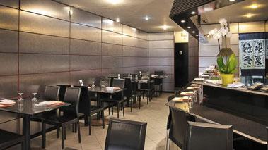 Рестораны японской кухни в Барселоне