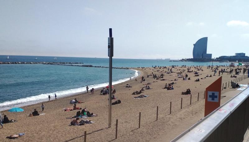 Население Барселоны сократилось более чем на 6 000 человек