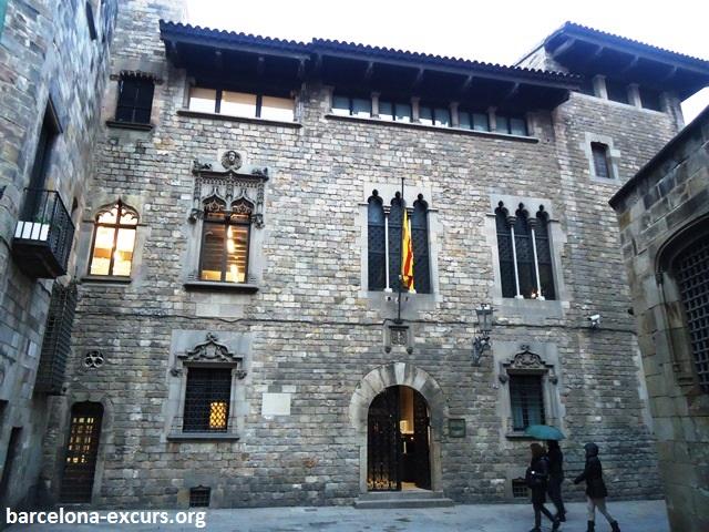 """Пешеходная эксурсия """"Исторический центр Барселоны"""""""