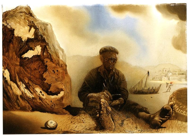 Рыбак из Порт-Льигата