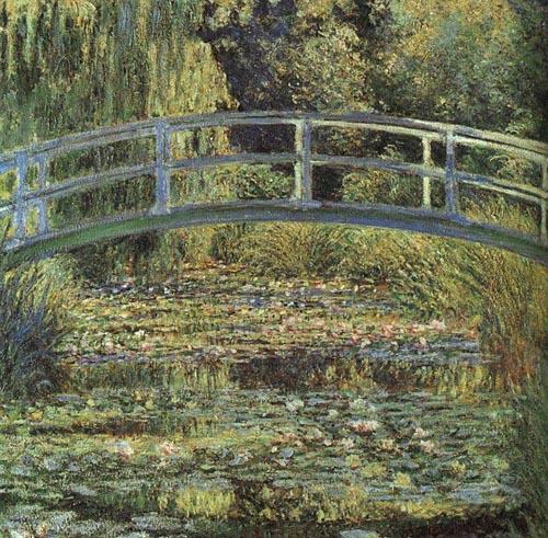 Клод Моне. Пруд с лилиями (1899)
