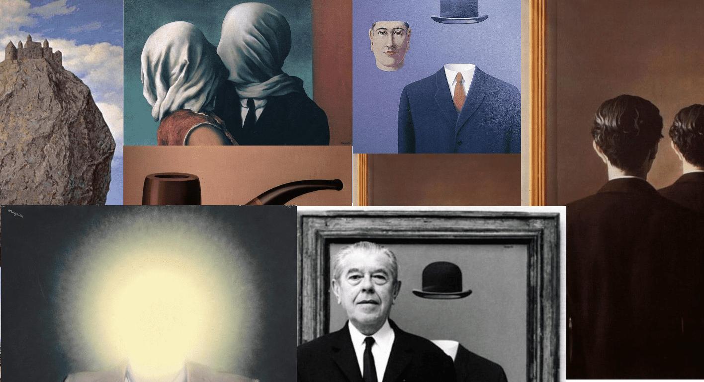 Самые дорогие картины Рене Магритта