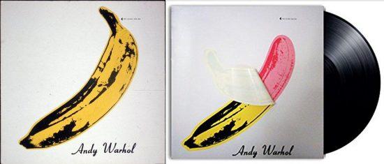 Банан (1967) - самые известные картины Энди Уорхола