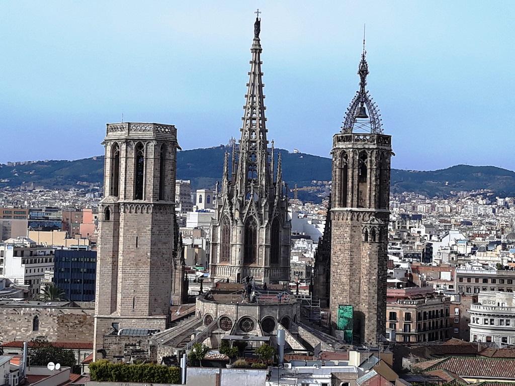 Экскурсия по Готическому кварталу - Барселона