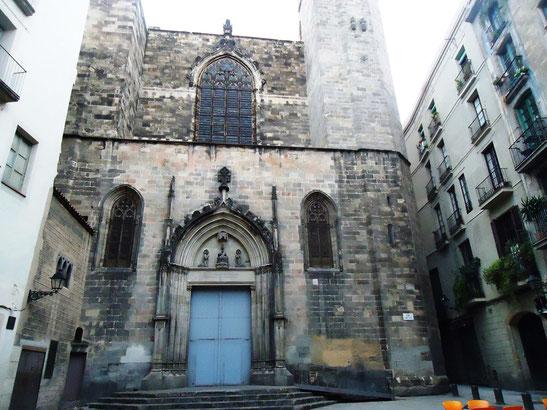 Базилика Сант Жуст и Пастор Барселона