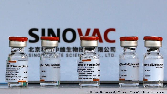 ВОЗ одобрила еще одну китайскую вакцину - Sinovac
