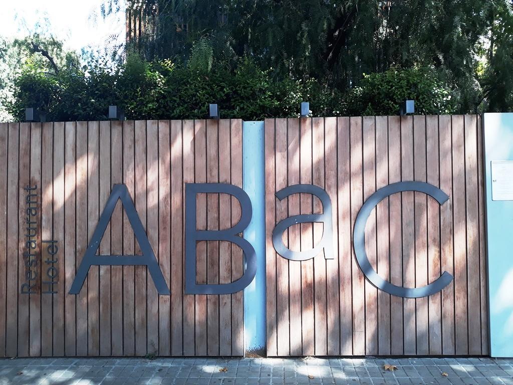 ABaC - мишленовские рестораны Барселоны